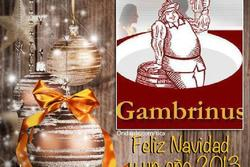 Navidad en gambrinus gambrinus en plasencia dam preview