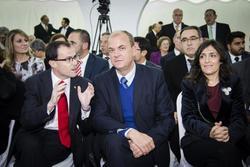 Gobex gala felipe trigo el presidente del gobierno de extremadura jose antonio monago asiste a la xx dam preview