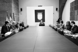 Gobex consejo de gobierno del 27 slash 11 slash 2012 el presidente jose antonio monago y los miembro dam preview