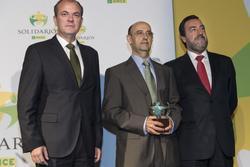 Gobex entrega de los premios once el presidente del gobierno de extremadura jose antonio monago y el dam preview