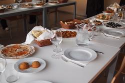 Clausura curso cocina2 eshaex 2012 mesa preparada para senores dam preview