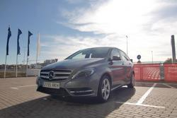 Disponible mercedes clase b aosa ba disponible mercedes benz clase b automocion del oeste coches mer dam preview