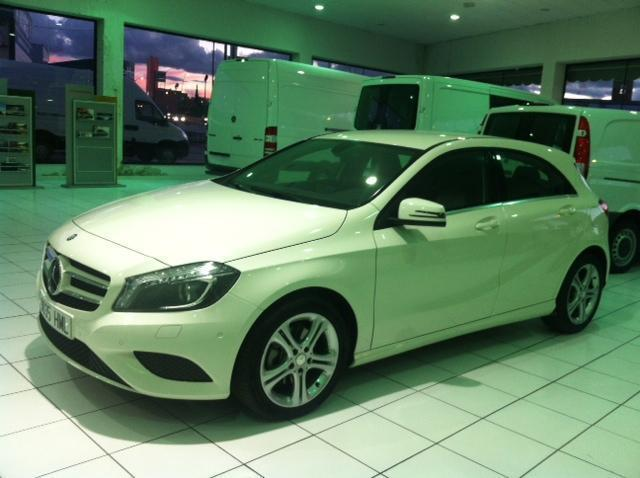Disponible: Mercedes Benz - Clase A CDI  Disponible: Mercedes Benz - Clase A CDI - Automoción del Oeste - Badajoz