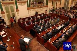 Acto institucional bicentenario dipdeba acto institucional del bicentenario de la diputacion de bada dam preview