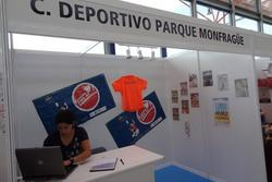 Feria del deporte plasencia 2012 2 club deportivo de badminton dam preview