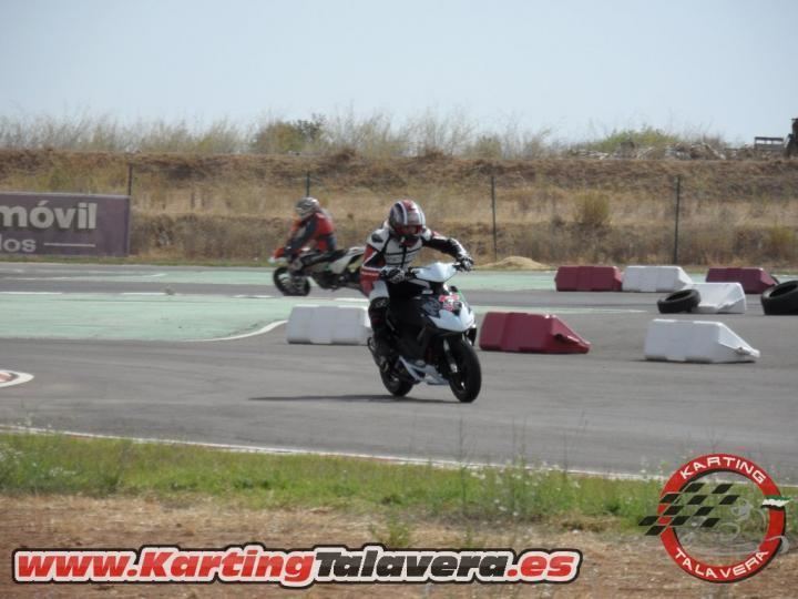 16 sept 2012 motos en kartingtalavera