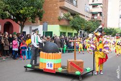 Comparsa comparsa montihuakan desfile badajoz 2016 6 dam preview