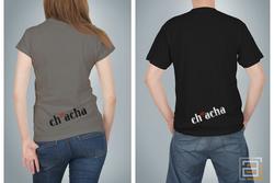 Camisetas camiseta chacha dam preview