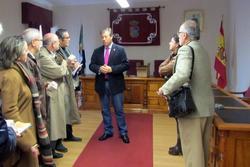 Fiestas en valdefuentes bienvenida del sr alcalde dam preview