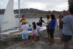 Regata y vela en alqueva cc dipdebadajoz aventuras acuaticas en alqueva regata y vela turismo badajo dam preview