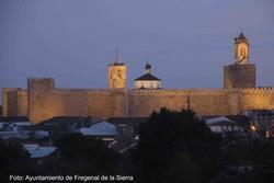 Fregenal de la sierra castillo templario fregenal de la sierra dam preview