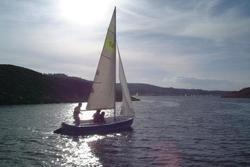 Actividades vela alqueva at dipdebadajoz actividades acuaticas en alqueva vela diputacion de badajoz dam preview