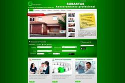 Paginas web gestipisos dam preview