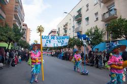 Comparsa comparsa los de siempre desfile de comparsas carnaval de badajoz 4 dam preview