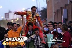 Antonio ferrera toros badajoz 2012 antonio ferrera dam preview