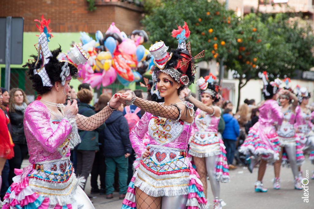 carnaval de badajoz los colegas