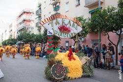 Comparsa yakare desfile de comparsas carnaval de badajoz 2 dam preview
