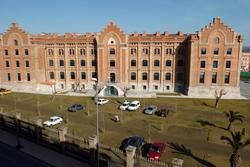 Campus de plasencia edificio principal dam preview