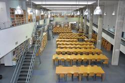 Campus de caceres biblioteca central dam preview