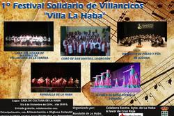Algunos carteles concierto solidario la haba 06 12 2014 dam preview