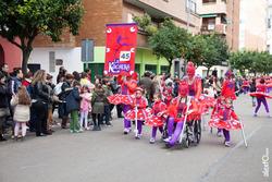 Comparsa la kochera desfile de comparsas carnaval de badajoz dam preview