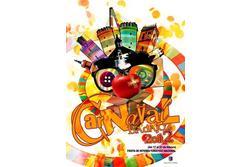 Algunos trabajillos slash slash slash 2o premio cartel de carnaval de badajoz 2012 dam preview