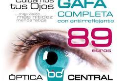 Promociones optica central badajoz promociones gafas con antireflejante en optica central badajoz dam preview