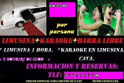 Ahora tu limusina con karaoke 17a3c 5d9d dam preview