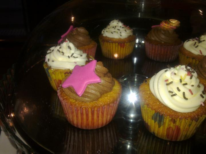 Variadito!!! Cups cakes!!!!