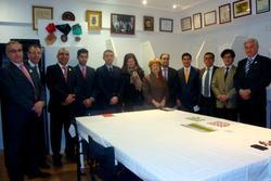 Aistur presentaci n embajadas iberoamericanas dam preview