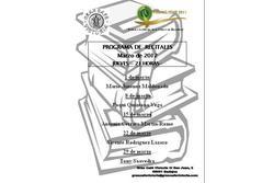 Programas de marzo programa de recitales del mes de marzo dam preview