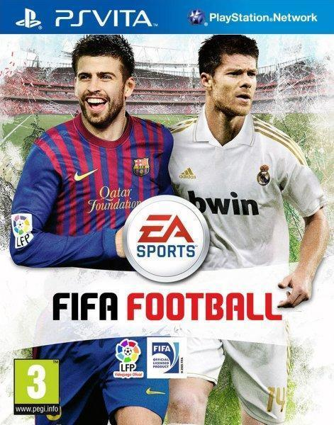 NUEVA PS VITA EA Sports Fifa Football - PS Vita