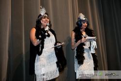 Presentadoras 1o semifinal concurso presentadoras del concurso de murgas del carnaval de badajoz 201 dam preview