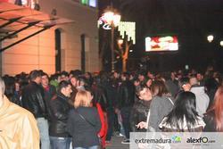 Ambiente en el teatro lopez de ayala ambiente del concurso de murgas 2012 dam preview