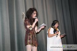 Presentadoras concurso de murgas 2012 presentadoras del concurso de murgas del carnaval de badajoz 2 dam preview