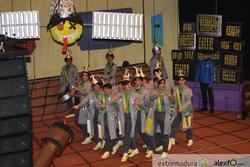 Murga los peleles 2012 murga los peleles concurso carnaval de badajoz 2012 dam preview
