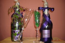 Celebrando el amor champagne san valentin dam preview