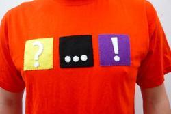 Camisetas chicos dot dot dot dam preview