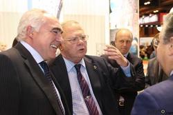 Visita institucional fitur 2012 alcaldes de merida y de badajoz en fitur 2012 dam preview