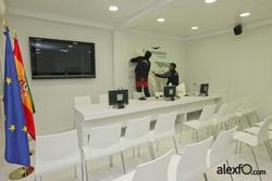 Primeras fotografias de fitur 2012 ultimos preparativos del stand dam preview