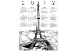 De todo un poco calendario 2012 dam preview