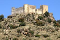 Rural castillo de burguillo dam preview