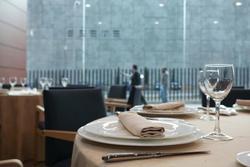Instalaciones eshaex aula restaurante a la carta dam preview