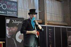 Magia y humor con emilio el mago en expobodas y eventos magia y humor con emilio el mago en expoboda dam preview