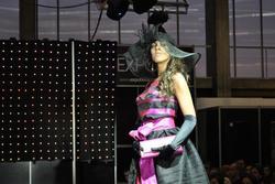 Pase de modelos de claudia tejidos y antonio lajas en expobodas y eventos 2011 pase de modelos de cl dam preview