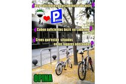 Opina aparcamientos de bicleta dam preview