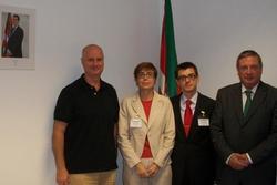 Varias 1 reunion con gobierno vasco dam preview