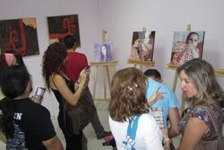 Cronica exposiciones publico almendralejo dam preview
