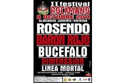Festival rockmano ii festival rockmano ii dam preview