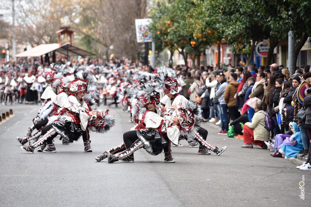 carnaval de badajoz 2018 premios